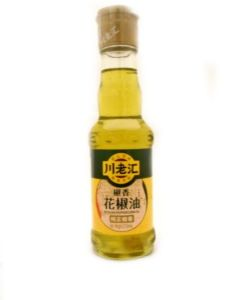 SF Sichuan Peppercorn Oil (Prickly Oil) | Buy Online at the Asian Cookshop